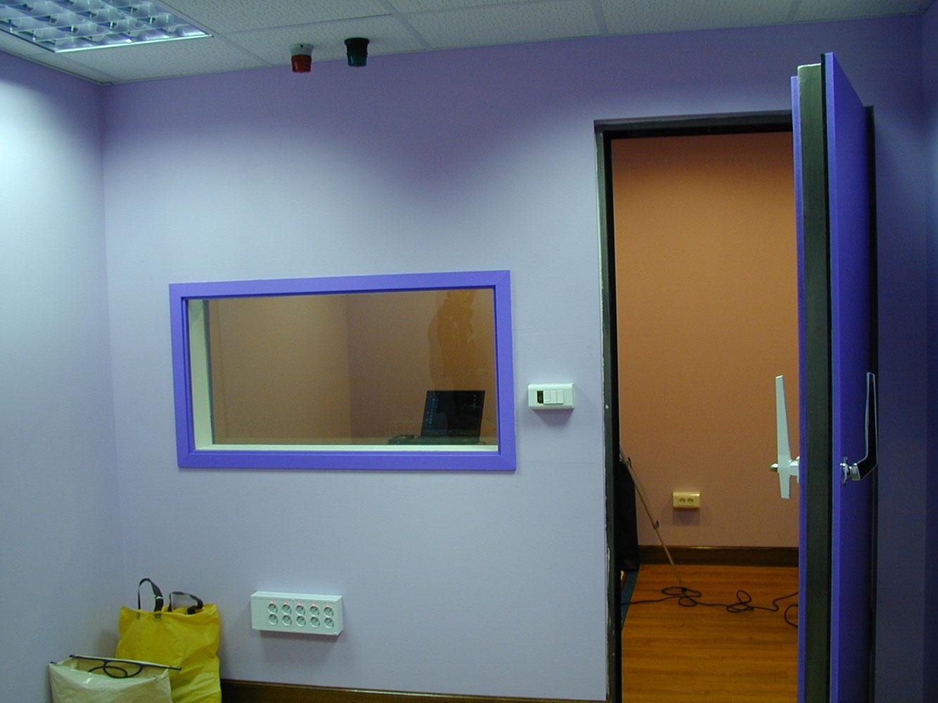 Insonorizaciones amortiguadores ac sticos insonorizaci n - Insonorizacion de paredes ...